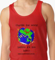 Change the world Tank Top