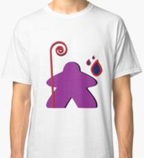 Mage Meeple Classic T-Shirt