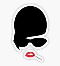 Patsy Stone - sin is in sweetie Sticker