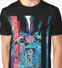 ghost in the shell manga Graphic T-Shirt