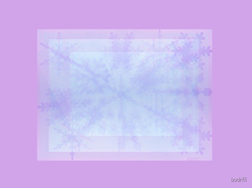 snowflakes by budrfli