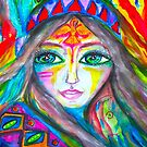 Tribal Colour by MarleyArt123