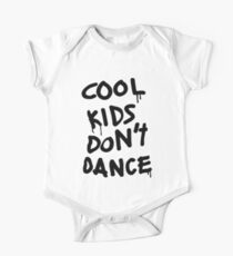 cool kids dont dance One Piece - Short Sleeve