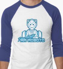 Mr Roboto Men's Baseball ¾ T-Shirt