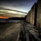 Sunset Stroll by Dan Coates