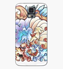Ice and Fire Case/Skin for Samsung Galaxy