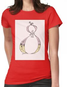 No.8 by tony fernandes Womens Fitted T-Shirt