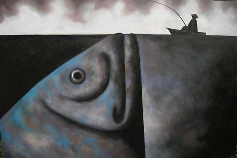 SOMETHING FISHY by sharonldawson