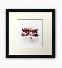Cake Time! Framed Print