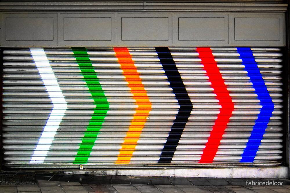 Six arrows by fabricedeloor