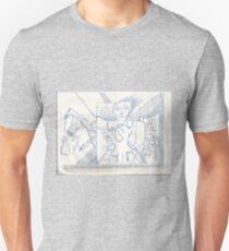 wormink pen & sword Unisex T-Shirt