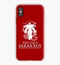 YOU FACE JARAXXUS iPhone Case