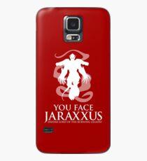 Funda/vinilo para Samsung Galaxy TE ENFRENTAS JARAXXUS