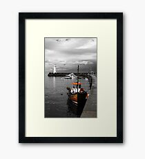 Colour Venture II Framed Print
