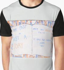Little Book of Troubles Graphic T-Shirt