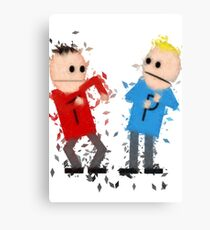 Terrance and Phillip Canvas Print