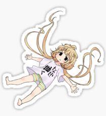 Anzu Futaba - Falling Sticker