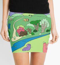 Monster Valley Mini Skirt