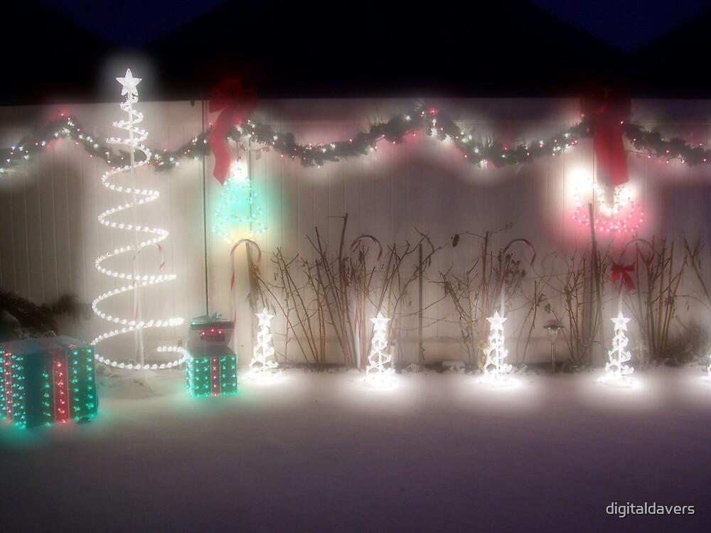 Christmas Wonderland II by digitaldavers