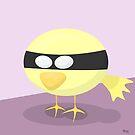 Ninja Chicken by Tabita Harvey