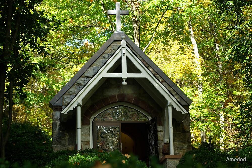 The Chapel  by Amedori