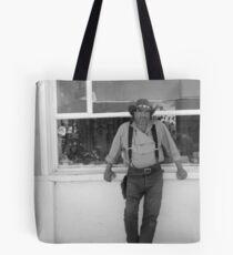 The Cowboy, Tombstone Az Tote Bag