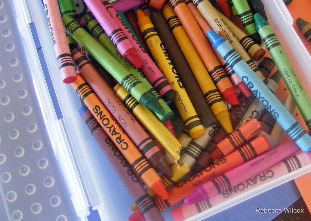 Color Time by Rebecca Brann