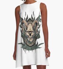 Hell Motor A-Line Dress