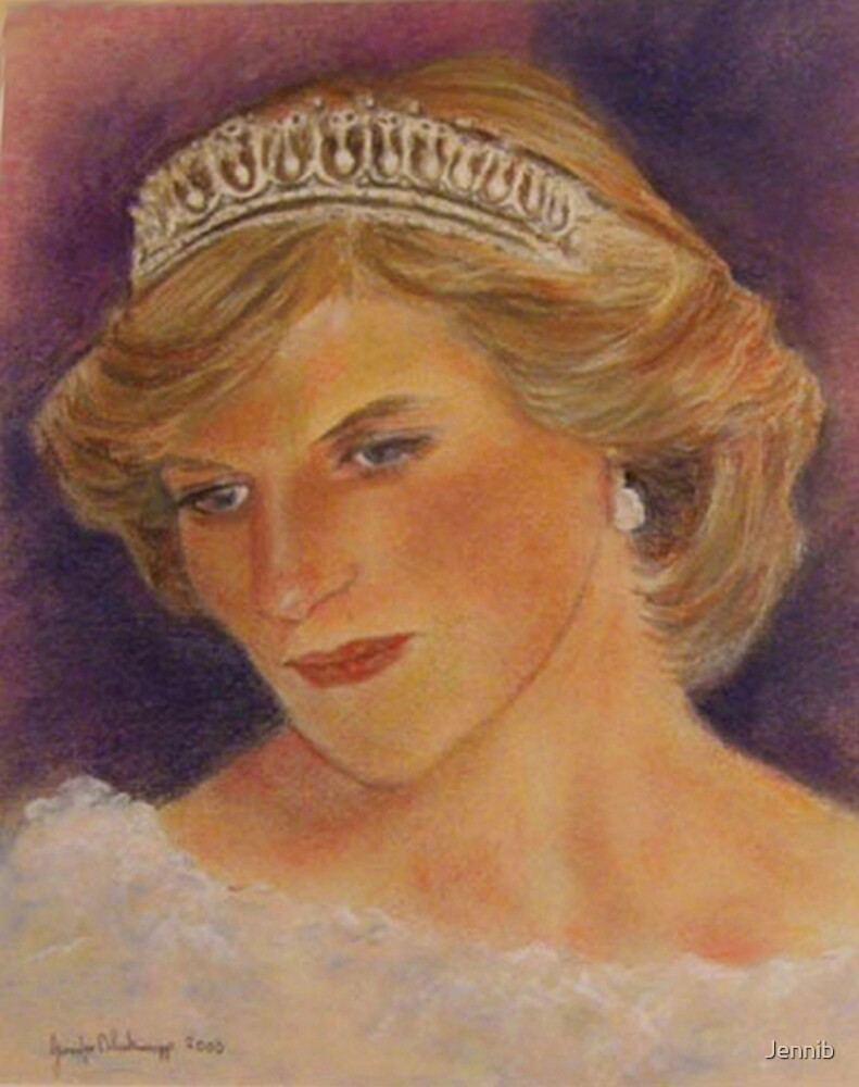 Princess Diana. by Jennib