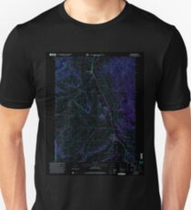 USGS TOPO Map Colorado CO Yampa 234982 2000 24000 Inverted T-Shirt