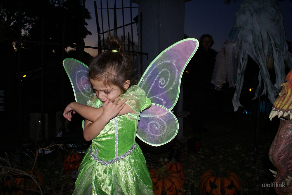 Tinker Bell Lost (St. Judes Hope for Another Year) by wolfllink