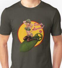 Camiseta ajustada Bombas de distancia