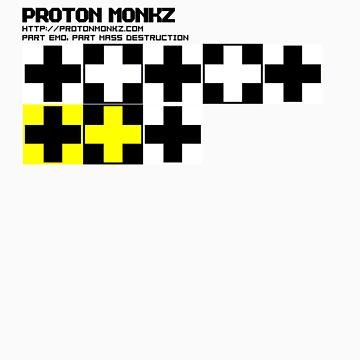 proton monkz  design 01 by protonmonkzgroup