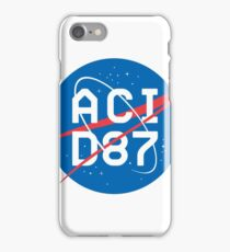 Acid Space iPhone Case/Skin