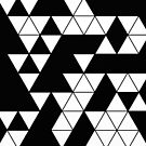 Triangular Contrast by Printpix