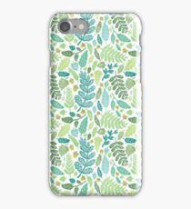 LEAFY GREENS iPhone Case/Skin