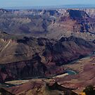 Colorado River - Grand Canyon 3 by AndyReeve