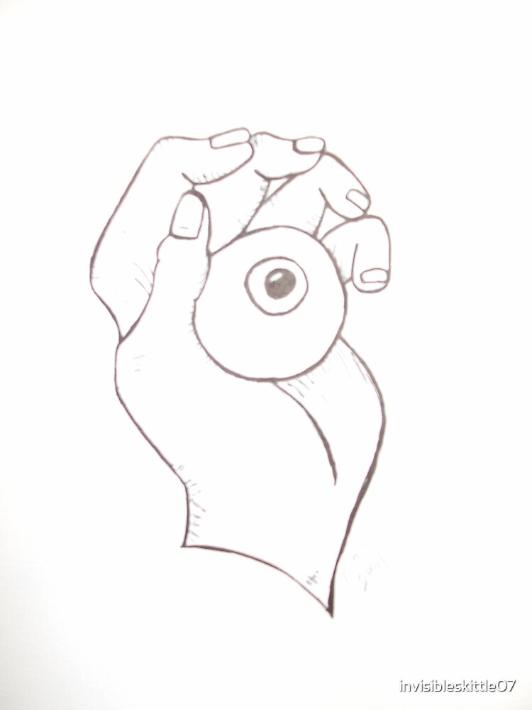 eyeball woo! by invisibleskittle07