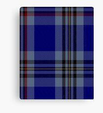 Australia 2000 District Tartan  Canvas Print