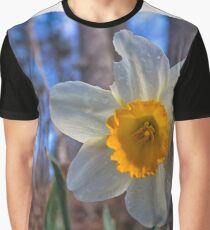 Tears on a Daffodil Graphic T-Shirt