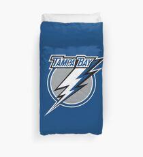 Tampa Bay Lightning Duvet Cover