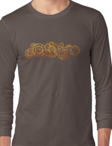 Doctor Who - The Doctor's name in Gallifreyan #2 Long Sleeve T-Shirt
