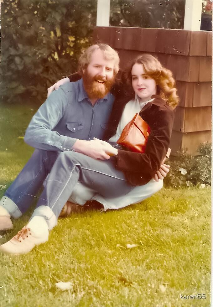 Karyn and Dad by karen66
