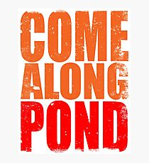 Come Along Pond Photographic Print