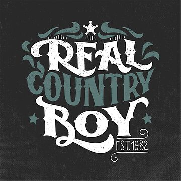 Real Country Boy by PaulLesser