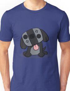 Nintendo Switch Dog Cartoon Unisex T-Shirt