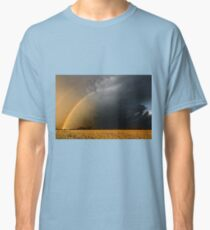 Storm Over Canolla Field  Classic T-Shirt
