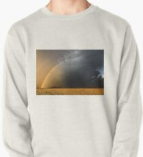 Storm Over Canolla Field  Pullover