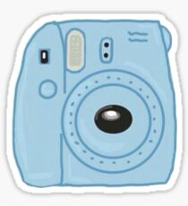 Fujifilm Blue Sticker