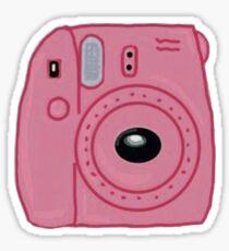 Fujifilm Magenta Sticker